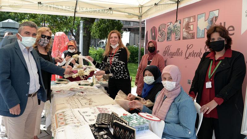 Osmangazi'de 'Hayat Boyu Öğrenme Haftası' kutlandı