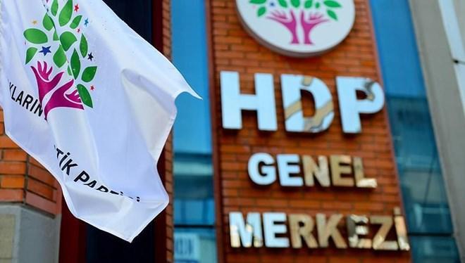 Yargıtay Başsavcısı açıkladı! 451 HDP'li için siyasi yasak talebi