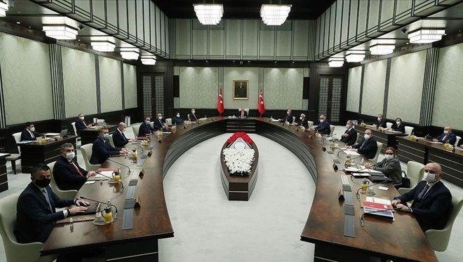 Bugün yapılacak Kabine Toplantısı iptal edildi