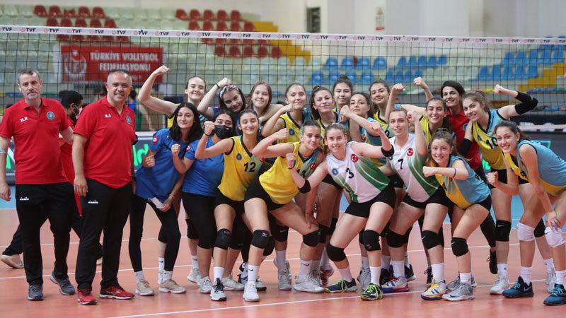 Büyükşehir Belediyespor Bölgesel Lig'e galibiyetle başladı