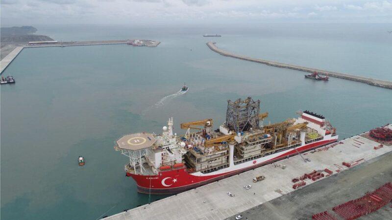 Filyos Limanı bugün açılıyor
