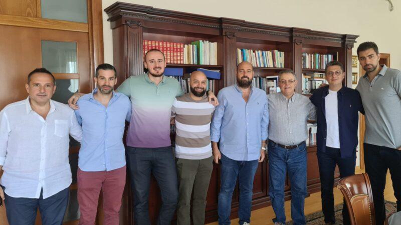 Frutti Extra Bursaspor teknik ekibi Belgrad'a gitti