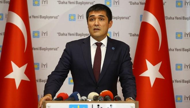 İYİ Partili Buğra Kavuncu'ya FETÖ'den takipsizlik