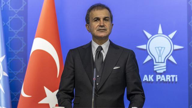 AK Parti Sözcüsü Çelik'ten Kılıçdaroğlu'na tepki