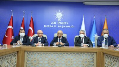 Bakan Elvan'dan Bursa'ya önemli müjdeler!