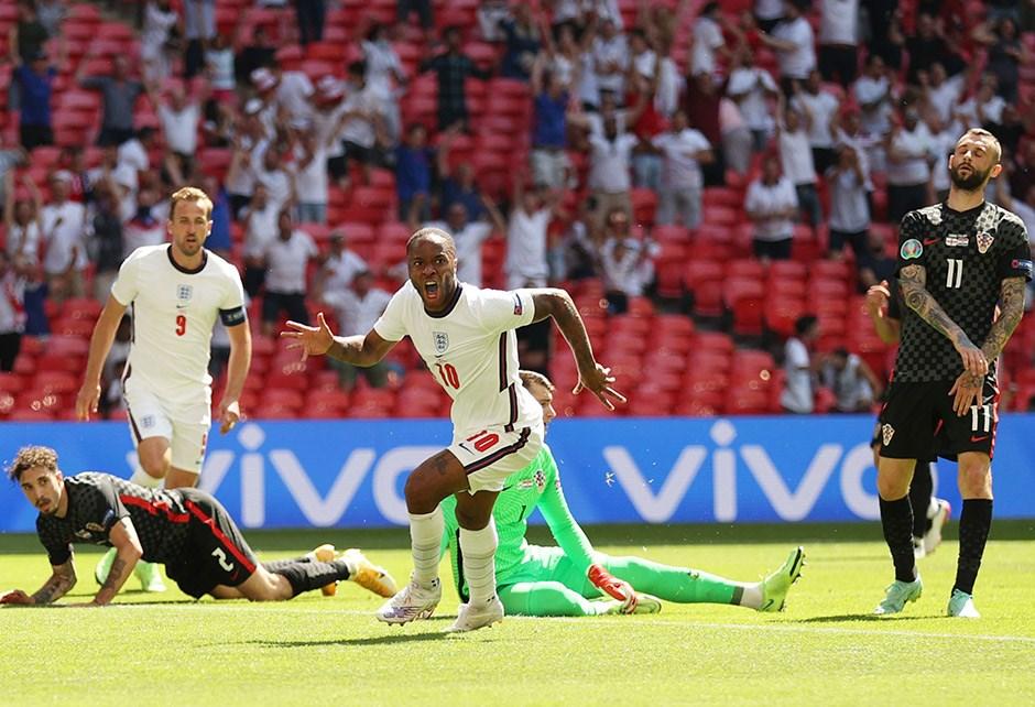 İngiltere Hırvatistan'ı tek golle devirdi