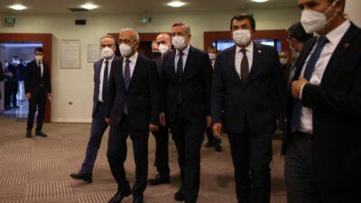Hazine ve Maliye Bakanı Lütfi Elvan Bursa'da