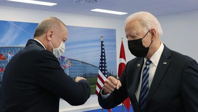 Biden'den ilk yorum: Çok iyi toplantıydı…