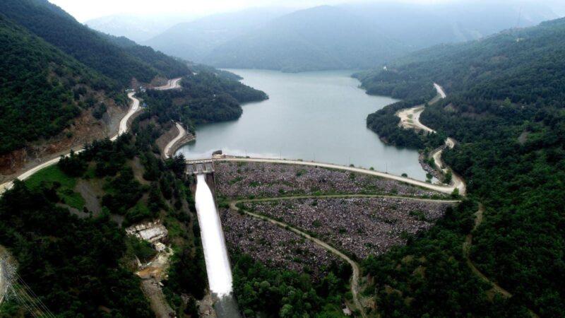 Bursa barajlarından güzel haber