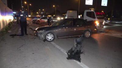 Bursa'da korkunç kaza! Ortalık savaş alanına döndü