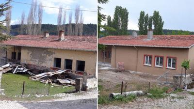 28 yıl önce kapatılmıştı! Bursa'daki o okul yenilendi
