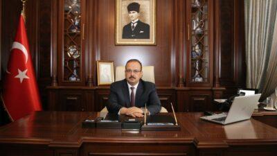 Bursa Valisi Canbolat'tan 'Sahil Güvenlik Komutanlığı'nın 39. Kuruluş Yıl Dönümü' mesajı