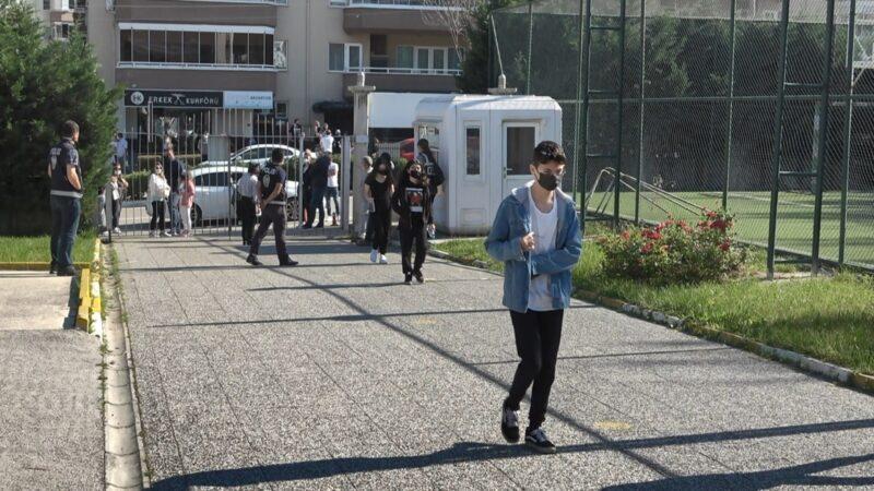 Bursa'da öğrencilerin LGS heyecanı