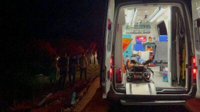 Bursa'da zincirleme kaza: Ölü ve yaralılar var…