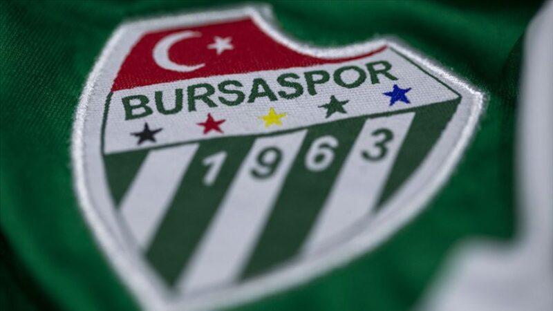 Bursaspor'dan flaş açıklama
