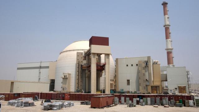 İran'daki nükleer tesiste 'acil durum': Faaliyet durduruldu