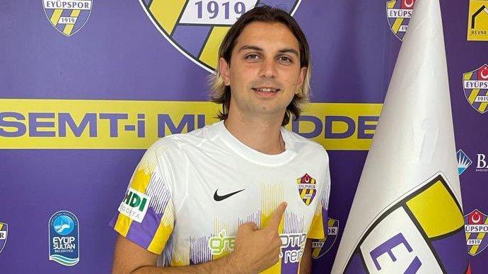 Timsah'ın eski kalecisi 1.Lig'e döndü!