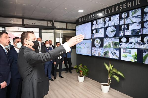 Balıkesir Büyükşehir Belediyesi ek hizmet binasını açtı