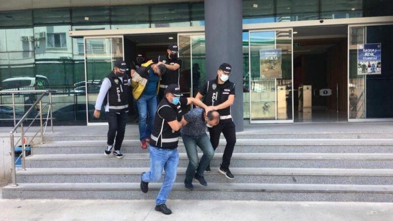 Bursa'da iş adamlarının kabusu olmuştu! Yakalandılar…