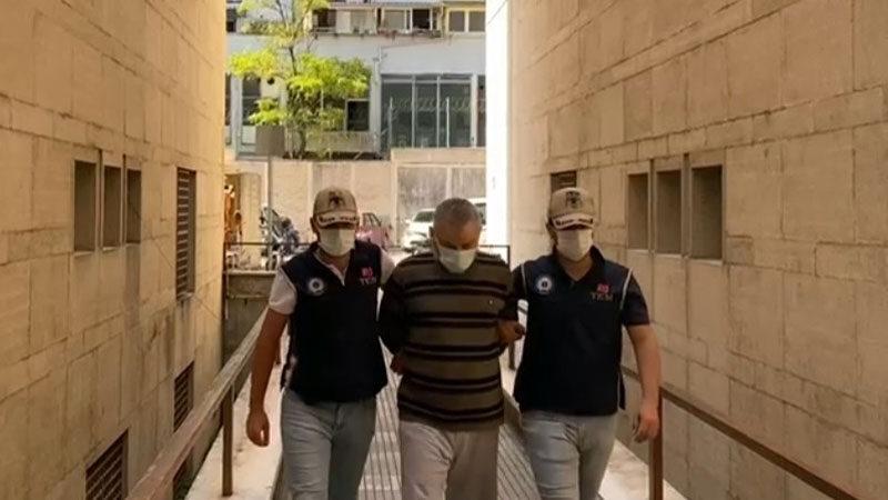 MİT ve Bursa Emniyeti'nden operasyon! Saklandığı yerde yakalandı