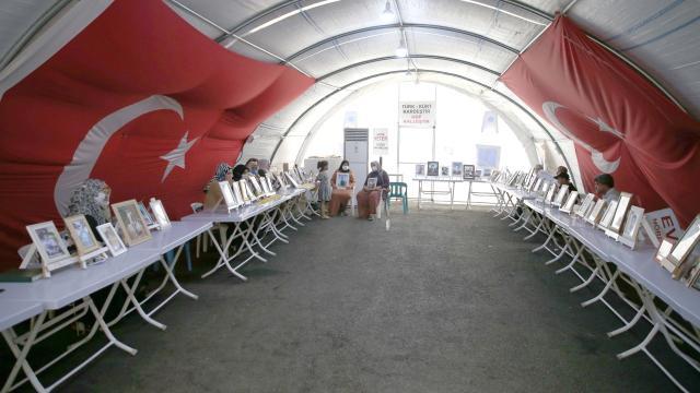 Diyarbakır annelerinin evlat nöbeti 667'nci gününde