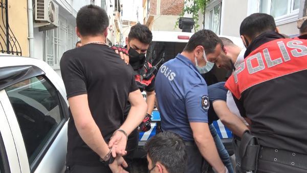 Bursa'da hareketli dakikalar! Ablukaya alınarak yakalandılar