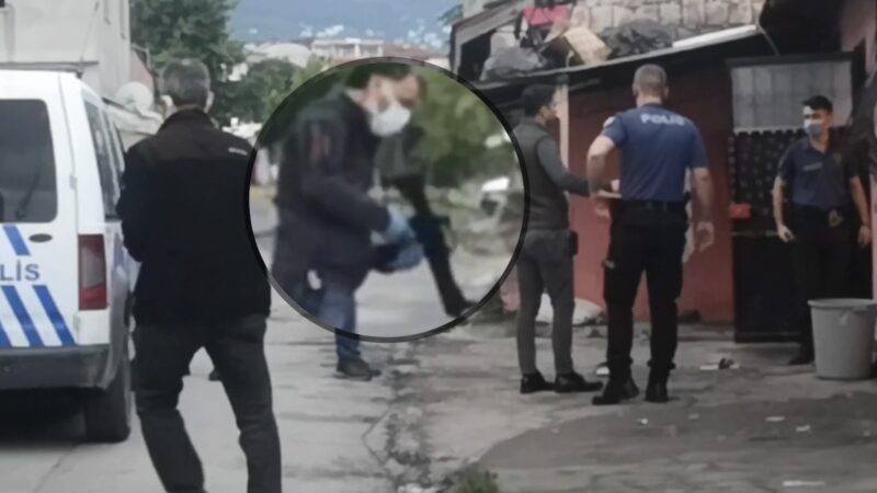 Bursa'da hareketli dakikalar