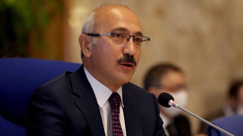 Bakan Elvan, Türkiye Sigorta Birliği'nin Genel Kurulu'nda konuştu