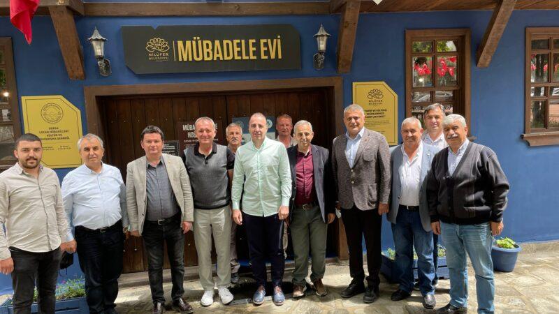 Bursa'daki bu eve mutlaka gidin! Türkiye'de bir ilk…