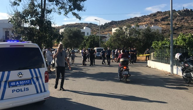 Polise silahlı saldırı: 1 polis şehit, 1 polis ağır yaralı