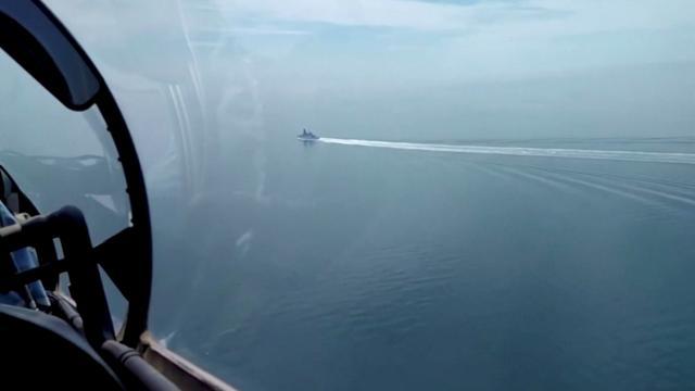 Kremlin'den İngiliz savaş gemisiyle ilgili açıklama