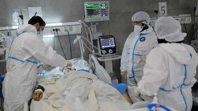 İran'da 161 kişi daha hayatını kaybetti