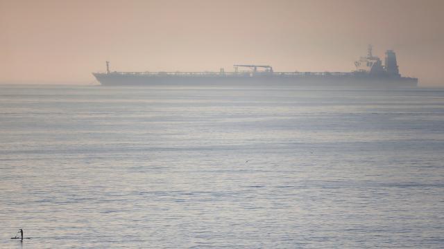 ABD'nin, el koyduğu tankerdeki İran petrolünü sattığı ortaya çıktı