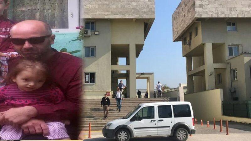2 yaşındaki üvey kızını döverek öldürmüştü: 10 yıl istendi