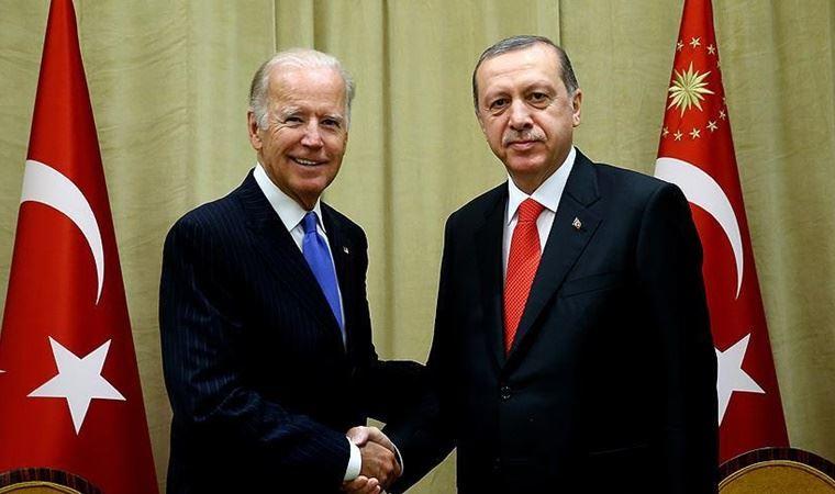 Cumhurbaşkanı Erdoğan ile Biden'ın görüşeceği tarih belli oldu