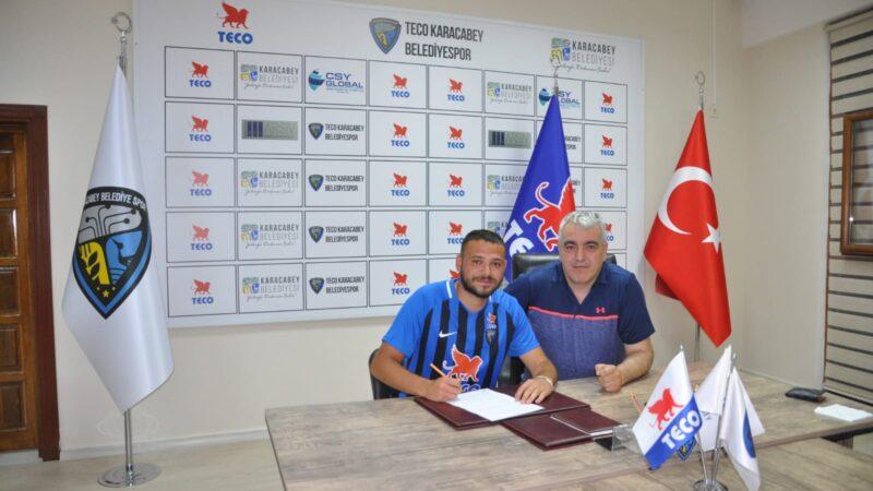 2.Lig'deki Bursa ekibinden bir transfer daha!