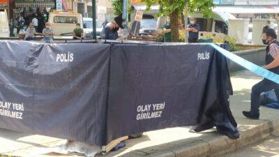 Yer: Bursa… Kaldırımda ölü bulundu