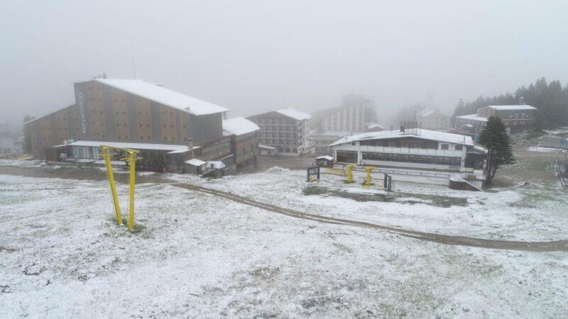 Bursa'da kış geri döndü! Meteorolojiden kritik uyarılar…