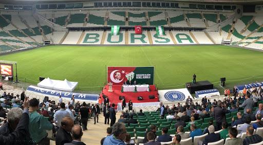 Bursaspor kongresine gidecekler dikkat!