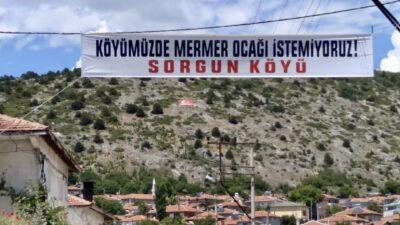 Bursa'da bu köyün feryadını duyun! Rest çektiler…
