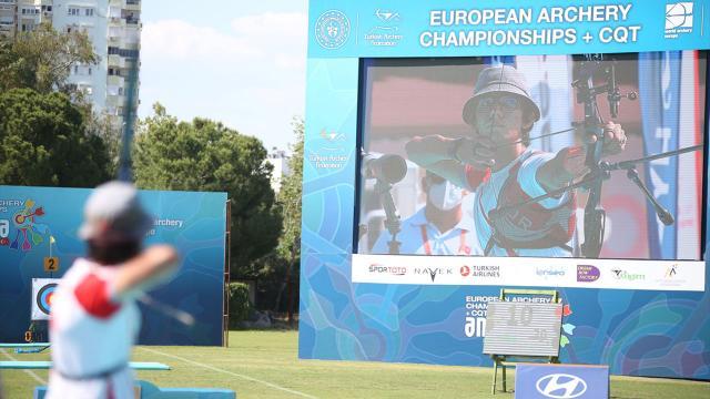 Mete Gazoz, Avrupa şampiyonu oldu