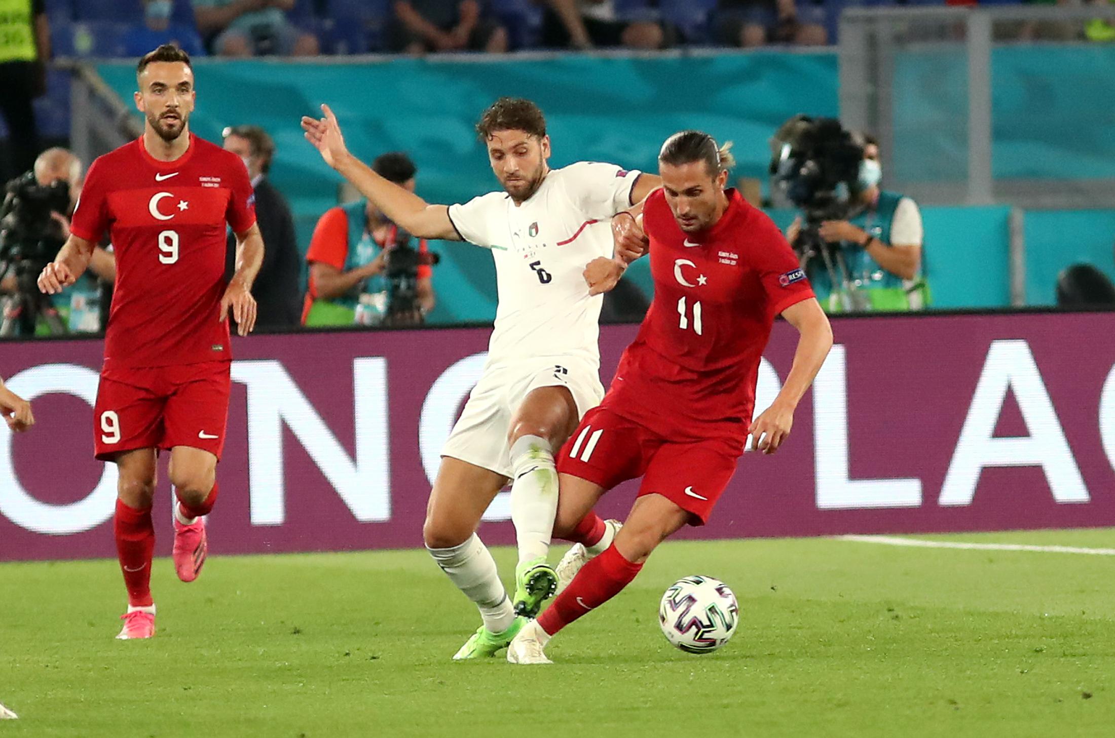 Milliler'den EURO 2020'ye kötü start!
