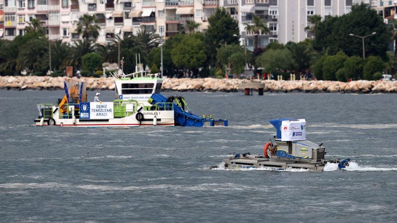 Bursa kıyılarında ne kadar müsilaj toplandı?