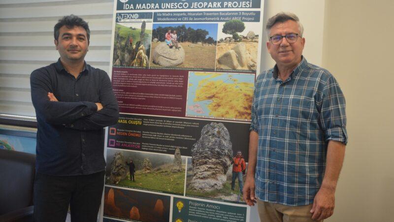 300 milyon yıllık granit tepeler UNESCO'ya aday