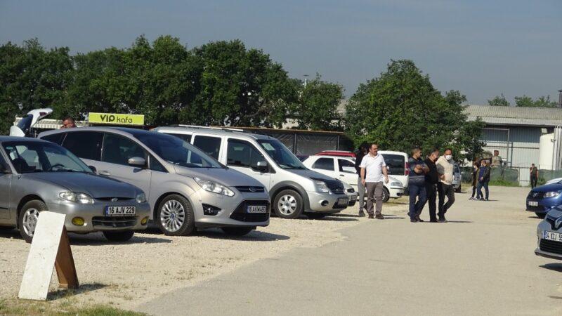 Bursa'da ikinci el araç alacaklar dikkat
