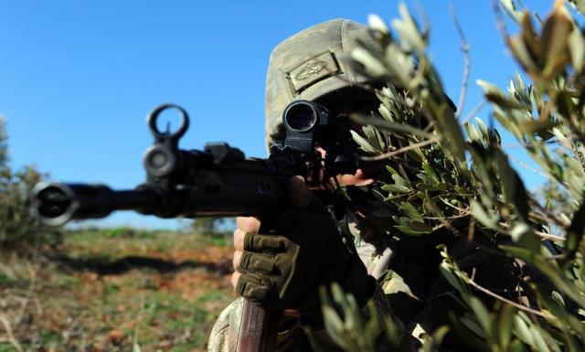 MSB duyurdu! 5 PKK'lı etkisiz hale getirildi