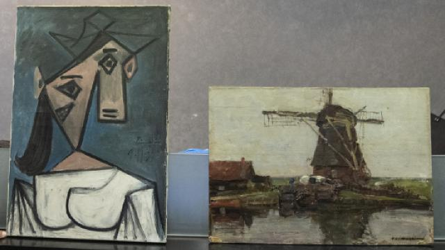 Picasso'nun çalınan tablosu bulundu