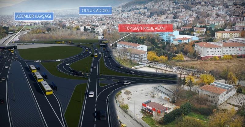 Bursa'da ulaşım projesi iptal edildi!