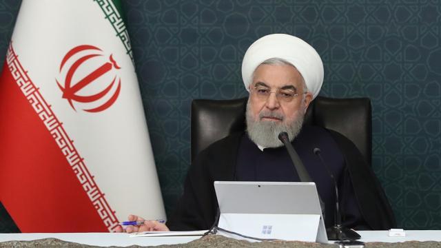 Ruhani'den Biden'a 'nükleer anlaşma' çağrısı
