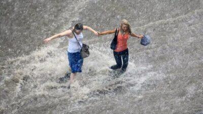 Meteoroloji'den kuvvetli yağış uyarısı! Bursa'da hava nası olacak?
